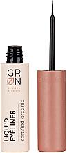 Parfüm, Parfüméria, kozmetikum Folyékony szemhéjtus - GRN Liquid Eyeliner Black Tourmaline