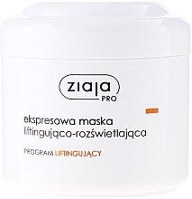 Parfüm, Parfüméria, kozmetikum Expressz bőrfeszesítő arcmaszk - Ziaja Pro Lifting Express Mask