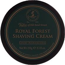 Parfüm, Parfüméria, kozmetikum Borotva krém - Taylor of Old Bond Street Royal Forest