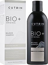 Parfüm, Parfüméria, kozmetikum Kiegyensúlyozó sampon - Cutrin Bio+ Original Balance Shampoo
