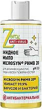 """Parfüm, Parfüméria, kozmetikum Antibakteriális folyékony szappan """"Teafa"""" - Zero Anti-Virus"""
