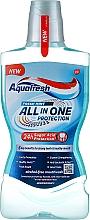 Parfüm, Parfüméria, kozmetikum Szájöblítő - Aquafresh All In One Protection
