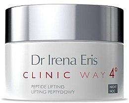 """Parfüm, Parfüméria, kozmetikum Éjszakai arckrém """"Aktív lifting"""" - Dr Irena Eris Clinic Way 4 Peptide Lifting"""