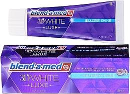 Parfüm, Parfüméria, kozmetikum Fogkrém - Blend-a-med 3d White Healthy Shine Toothpaste