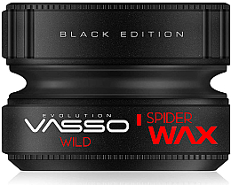 Parfüm, Parfüméria, kozmetikum Hajformázó wax - Vasso Professional Hair Styling Spider Wax Wild Edition