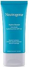 Parfüm, Parfüméria, kozmetikum Hidratáló lotion SPF 25 - Neutrogena Hydro Boost City Shield Hydrating Lotion SPF 25