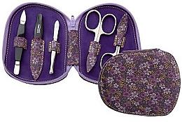 Parfüm, Parfüméria, kozmetikum Manikűr készlet - DuKaS Premium Line Manicure set 5-piece PL 111FFK
