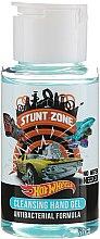 Parfüm, Parfüméria, kozmetikum Antibakteriális kéztisztító gél gyerekeknek - Uroda Stunt Zone Hot Wheels Cleansing Hand Gel