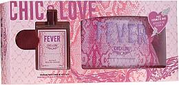 Parfüm, Parfüméria, kozmetikum Chic&Love Fever - Szett (edt/100ml + bag)