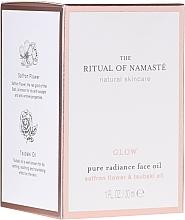 Parfüm, Parfüméria, kozmetikum Regeneráló arc olaj - Rituals The Ritual Of Namaste Glow Anti-Aging Face Oil