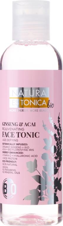 """Arctonik """"Ginzeng és acai"""" - Natura Estonica Ginseng & Acai Face Tonic"""