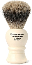 Parfüm, Parfüméria, kozmetikum Borotvapamacs, P2236 - Taylor of Old Bond Street Shaving Brush Pure Badger size XL