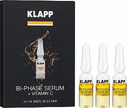 """Parfüm, Parfüméria, kozmetikum Kétfázisú szérum """"C vitamin"""" - Klapp Bi-Phase Serum Vitamin C"""