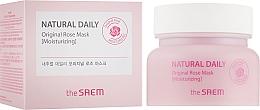Parfüm, Parfüméria, kozmetikum Hidratáló maszk rózsaszirommal - The Saem Natural Daily Original Rose Mask