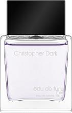 Parfüm, Parfüméria, kozmetikum Christopher Dark Eau de Furie Men - Eau De Toilette