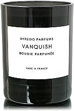 Parfüm, Parfüméria, kozmetikum Byredo Vanquish Candle - Illatosított gyertya pohárban