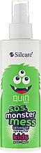 Parfüm, Parfüméria, kozmetikum Hajbontó spray - Silcare Quin S.O.S. Monster Mess Kids Hair Spray
