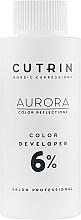 Parfüm, Parfüméria, kozmetikum Oxidálószer 6% - Cutrin Aurora Color Developer