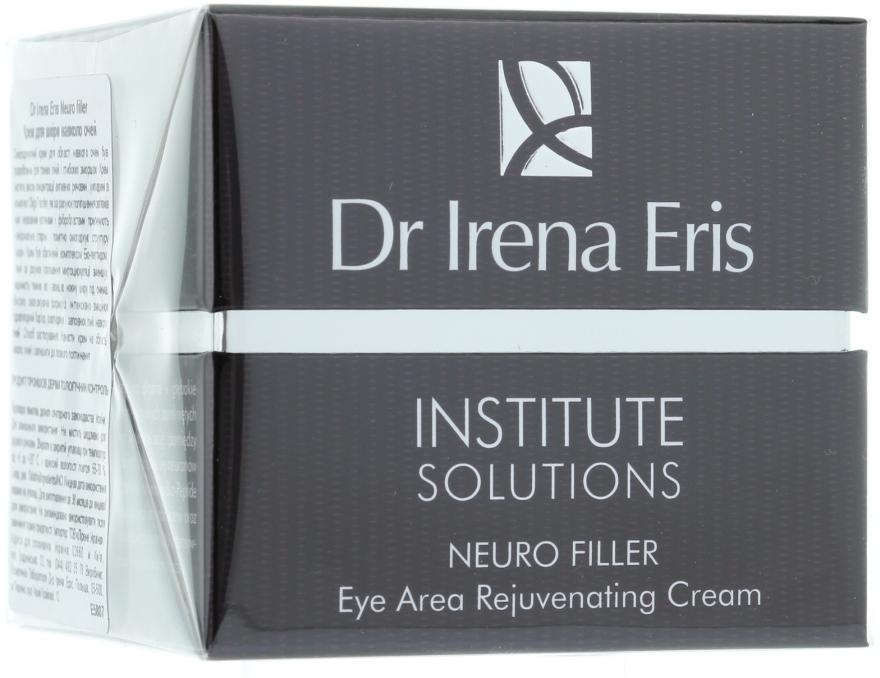 Szemkörnyékápoló fiatalító krém - Dr Irena Eris Institute Solutions Neuro Filler Eye Area Rejuvenating Cream