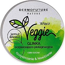 Parfüm, Parfüméria, kozmetikum Arctisztító paszta - DermoFuture Veggie Kale & fennel Pasta