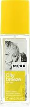 Parfüm, Parfüméria, kozmetikum Mexx City Breeze For Her - Dezodor