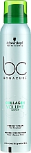 Parfüm, Parfüméria, kozmetikum Hajhab dús hatásért - Schwarzkopf Professional BC Collagen Volume Boost Perfect Foam