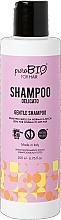 Parfüm, Parfüméria, kozmetikum Sampon - puroBIO Cosmetics For Hair Gentle Shampoo
