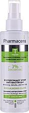 Parfüm, Parfüméria, kozmetikum Fertőtlenítő spray - Pharmaceris T Sebo-Almond-Claris