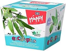 Parfüm, Parfüméria, kozmetikum Dobozos papír zsebkendő,eukaliptusz - Bella Baby Happy
