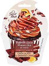 Parfüm, Parfüméria, kozmetikum Helyreállító arcmaszk - Marion Sweet Mask Chocolate Orange Cake