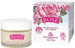 Parfüm, Parfüméria, kozmetikum Regeneráló arckrém Q10 - Bulgarian Rose