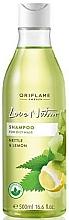 """Parfüm, Parfüméria, kozmetikum Hajsampon """"Csalán és citrom"""" - Oriflame Nettle & Lemon Shampoo"""