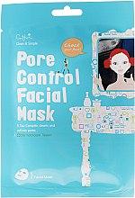 Parfüm, Parfüméria, kozmetikum Szövetmaszk, pórusösszehúzó - Cettua Pore Control Facial Mask