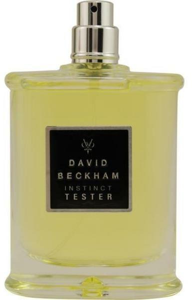 David Beckham Instinct - Eau De Toilette (teszter kupak nélkül)