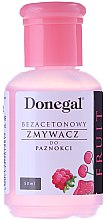 Parfüm, Parfüméria, kozmetikum Körömlakklemosó E vitaminnal, málna - Donegal Nail Polish Remover
