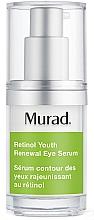 Parfüm, Parfüméria, kozmetikum Fiatalító szérum szemkörnyék bőrére retinollal - Murad Resurgence Retinol Youth Renewal Eye Serum