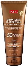 Parfüm, Parfüméria, kozmetikum Hidratáló napvédő krém SPF 50 - Pupa Multifunction Sunscreen Cream