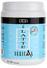 Parfüm, Parfüméria, kozmetikum Krém maszk tejproteinnel - Pettenon Serical