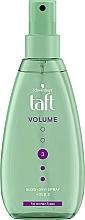 """Parfüm, Parfüméria, kozmetikum Hajformázó folyadék """"A dúsítás ereje"""" - Schwarzkopf Taft Volumen Föhn-Spray"""