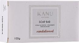 """Parfüm, Parfüméria, kozmetikum Bar szappan """"Szantálfa"""" kézre és testre - Kanu Nature Soap Bar Sandalwood"""