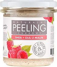 Parfüm, Parfüméria, kozmetikum Málna testpeeling - E-Fiore Raspberry Body Peeling