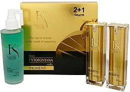 Parfüm, Parfüméria, kozmetikum Készlet - Fytofontana Stem Cells Pigment Set (ser/30ml + emulsion/30ml + wat/125ml)