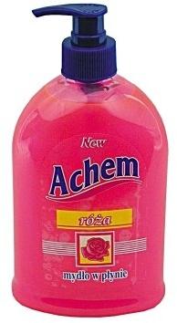 """Folyékony szappan """"Rózsa"""" - Achem Soap"""