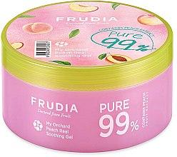 Parfüm, Parfüméria, kozmetikum Univerzális test- és arcgél barackkal - Frudia My Orchard Peach Real Soothing Gel