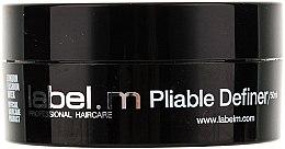 Parfüm, Parfüméria, kozmetikum Paszta rugalmas fixálás - Label.m Pliable Definer
