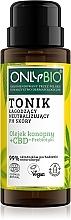 Parfüm, Parfüméria, kozmetikum Nyugtató tonik - Only Bio