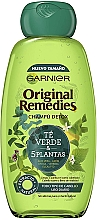 """Parfüm, Parfüméria, kozmetikum Sampon """"Detox"""" - Garnier Original Remedies 5 Plants Shampoo"""