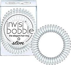 Parfüm, Parfüméria, kozmetikum Hajgumi - Invisibobble Slim Crystal Clear