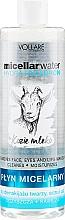 Parfüm, Parfüméria, kozmetikum Hidratáló micellás víz - Vollare Goat's Milk Micellar Water Hedra Hyaluron
