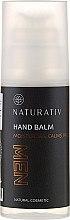 Parfüm, Parfüméria, kozmetikum Kézápoló lotion - Naturativ Men Hand Balm